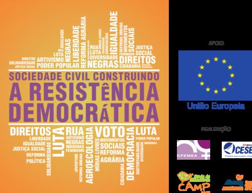 Sociedade Civil Construindo a Resistência Democrática