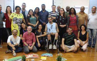 Abong realiza encontro de mobilização de recursos para organizações da sociedade civil Foto: Lorena Alves